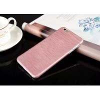 Ультратонкий чехол для iРhone 6/6S (розовый)