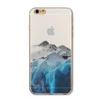 Чехол для iРhone 6/6S с горным пейзажем