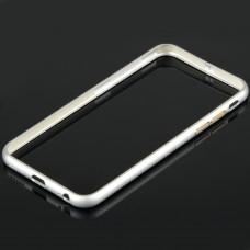 """Алюминиевый бампер для iPhone 6/6S """"Серебро"""""""