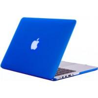 """Защитный чехол для MacBook Pro Retina 13"""" (синий)"""