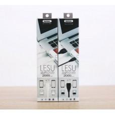 Lighning кабель Remax LESA для iPhone, iPad, iPod Touch