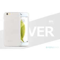 TOTU Frosted Design Mate Silver для iPhone 6/6s