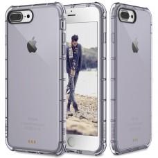 Защитный силиконовый чехол ROCK Protection Case для iPhone 7 Transparent Black