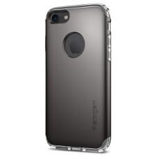 Чехол Spigen Hybrid Armor Gunmetal для iPhone 7
