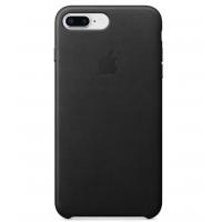Кожаный чехол Apple Leather Case Black для iPhone 7plus/iPhone 8plus (копия)