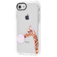 Чехол для iPhone 6/6s/7/8 жираф
