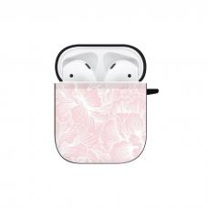 Силиконовый чехол Softmag Case Flower для AirPods 1/2