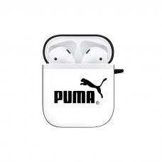 Силиконовый чехол Softmag Case Puma для AirPods 1/2