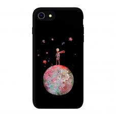 Силиконовый чехол Softmag Case Маленький принц для iPhone 7/8