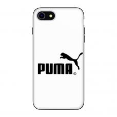 Силиконовый чехол Softmag Case Puma для iPhone 7/8