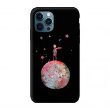 Силиконовый чехол Softmag Case Маленький принц для iPhone 12 Pro Max