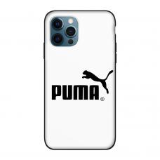 Силиконовый чехол Softmag Case Puma для iPhone 12 Pro Max