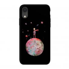 Силиконовый чехол Softmag Case Маленький принц для iPhone Xr