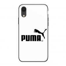 Силиконовый чехол Softmag Case Puma для iPhone Xr