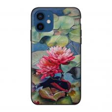 Силиконовый чехол Softmag Case Art 2 для iPhone 12