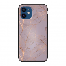 Силиконовый чехол Softmag Case Art 3 для iPhone 12