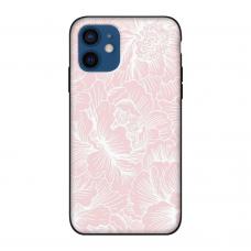 Силиконовый чехол Softmag Case Art 4 для iPhone 12