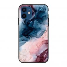 Силиконовый чехол Softmag Case Art 8 для iPhone 12