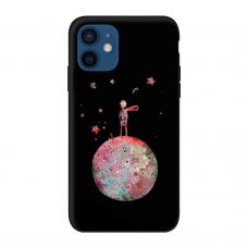 Силиконовый чехол Softmag Case Art 10 для iPhone 12