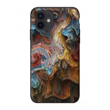 Силиконовый чехол Softmag Case Art 22 для iPhone 12