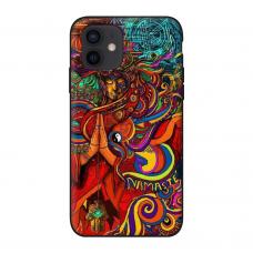 Силиконовый чехол Softmag Case Art 25 для iPhone 12