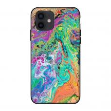 Силиконовый чехол Softmag Case Art 28 для iPhone 12
