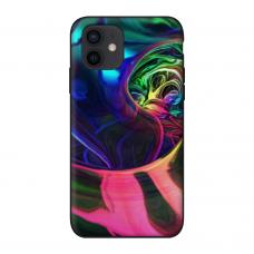 Силиконовый чехол Softmag Case Art 41 для iPhone 12
