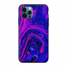 Силиконовый чехол Softmag Case Art 40 для iPhone 12 Pro