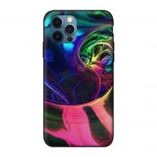 Силиконовый чехол Softmag Case Art 41 для iPhone 12 Pro