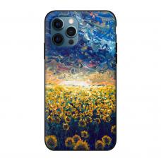 Силиконовый чехол Softmag Case Art 8 для iPhone 12 Pro Max