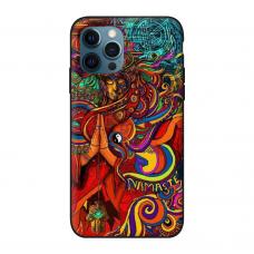 Силиконовый чехол Softmag Case Art 25 для iPhone 12 Pro Max