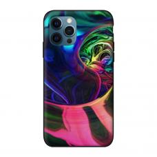 Силиконовый чехол Softmag Case Art 41 для iPhone 12 Pro Max