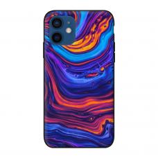 Силиконовый чехол Softmag Case Art 26 для iPhone 12 mini
