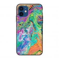 Силиконовый чехол Softmag Case Art 28 для iPhone 12 mini