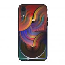 Силиконовый чехол Softmag Case Art 10 для iPhone Xr
