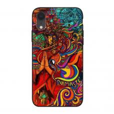Силиконовый чехол Softmag Case Art 25 для iPhone Xr