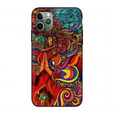 Силиконовый чехол Softmag Case Art 25 для iPhone 11 Pro