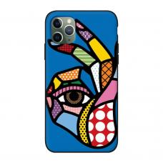Силиконовый чехол Softmag Case Art 5 для iPhone 11 Pro Max