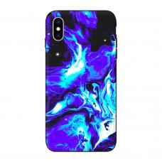 Силиконовый чехол Softmag Case Art 31 для iPhone X/Xs