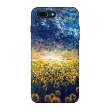 Силиконовый чехол Softmag Case Art 8 для iPhone 7 Plus / 8 Plus