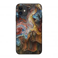 Силиконовый чехол Softmag Case Art 22 для iPhone 11