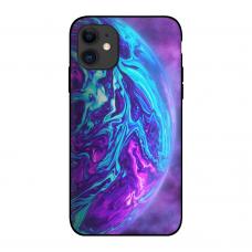 Силиконовый чехол Softmag Case Art 35 для iPhone 11