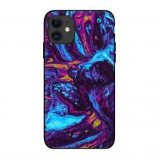 Силиконовый чехол Softmag Case Art 36 для iPhone 11