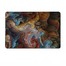 Чехол-накладка Softmag Case Print Art 7 для MacBook Air 13