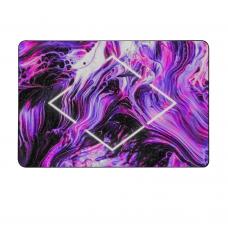Чехол-накладка Softmag Case Print Art 17 для MacBook Air 13