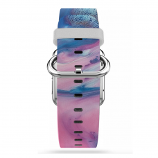 Ремешок Softmag White Art 30 для Apple Watch