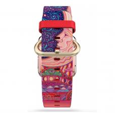 Ремешок Softmag Red Art 4 для Apple Watch