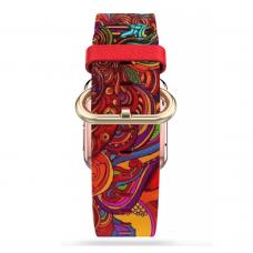 Ремешок Softmag Red Art 13 для Apple Watch