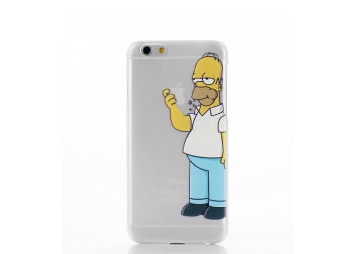Чехол для iPhone 6/6s Гомер Симпсон