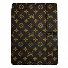 Чехол Logfer Origami+Stylus для iPad Air 4 10.9 LV Monogram Brown